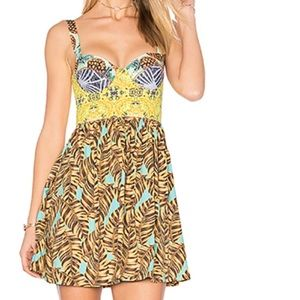 Maaji tropical dress